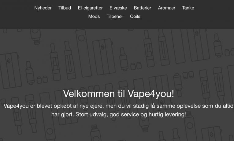 Vape4You.dk