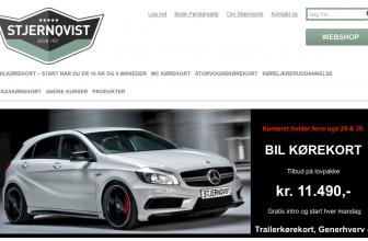 Stjernqvist Køreskole