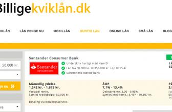Billigekviklaan.dk