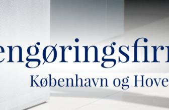 Tennberg Rengøring – Rengøringsfirma i  København og Hovedstaden