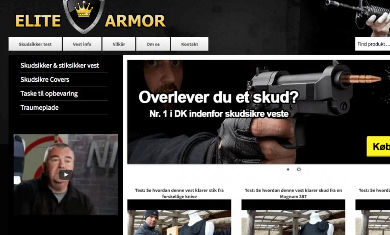 Elite-armor.dk