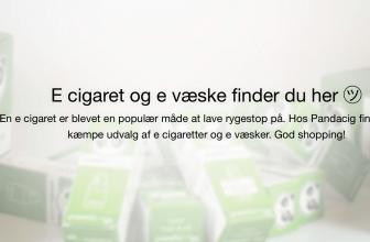PandaCig.dk