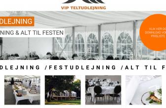 VIP-teltudlejning.dk