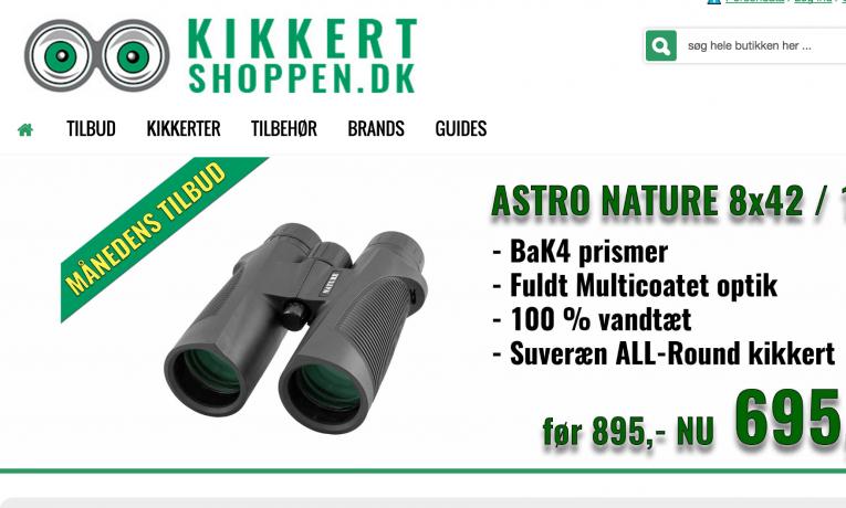 Kikkert-shoppen.dk