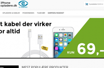 iPhoneopladere.dk